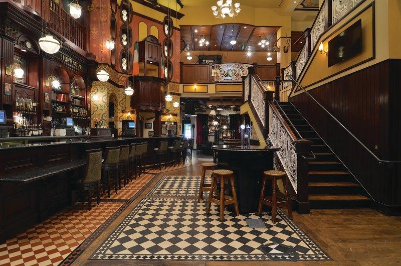 New York-New York Hotel - Nine Fine Irishmen <br/>Image from Leonardo