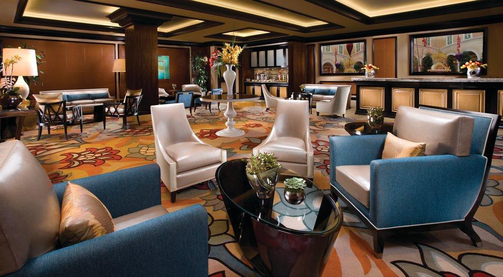 Bellagio - Chairman's Lounge <br/>Image from Leonardo