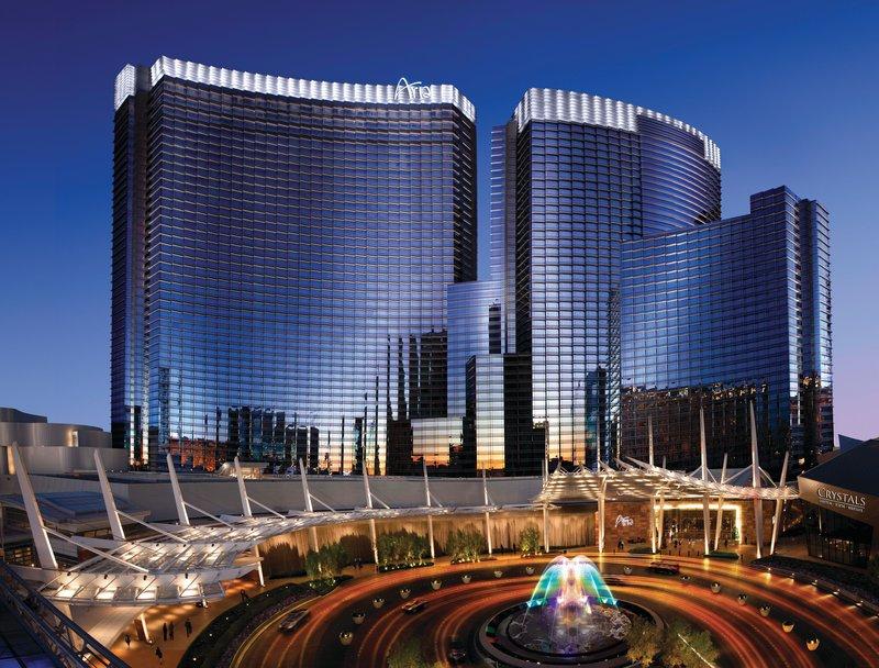 Aria Resort and Casino-ARIA Resort & Casino<br/>Image from Leonardo