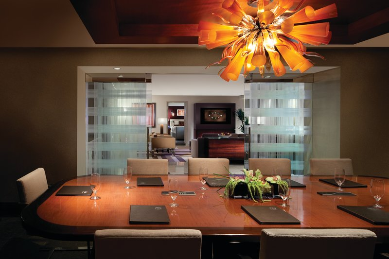 Aria Resort and Casino - Executive Hospitality Suite (Meeting Area) <br/>Image from Leonardo