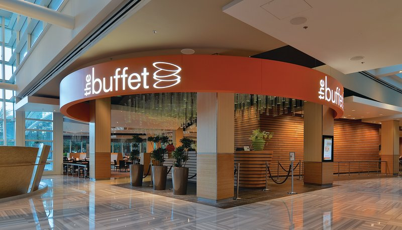 Aria Resort and Casino - The Buffet <br/>Image from Leonardo