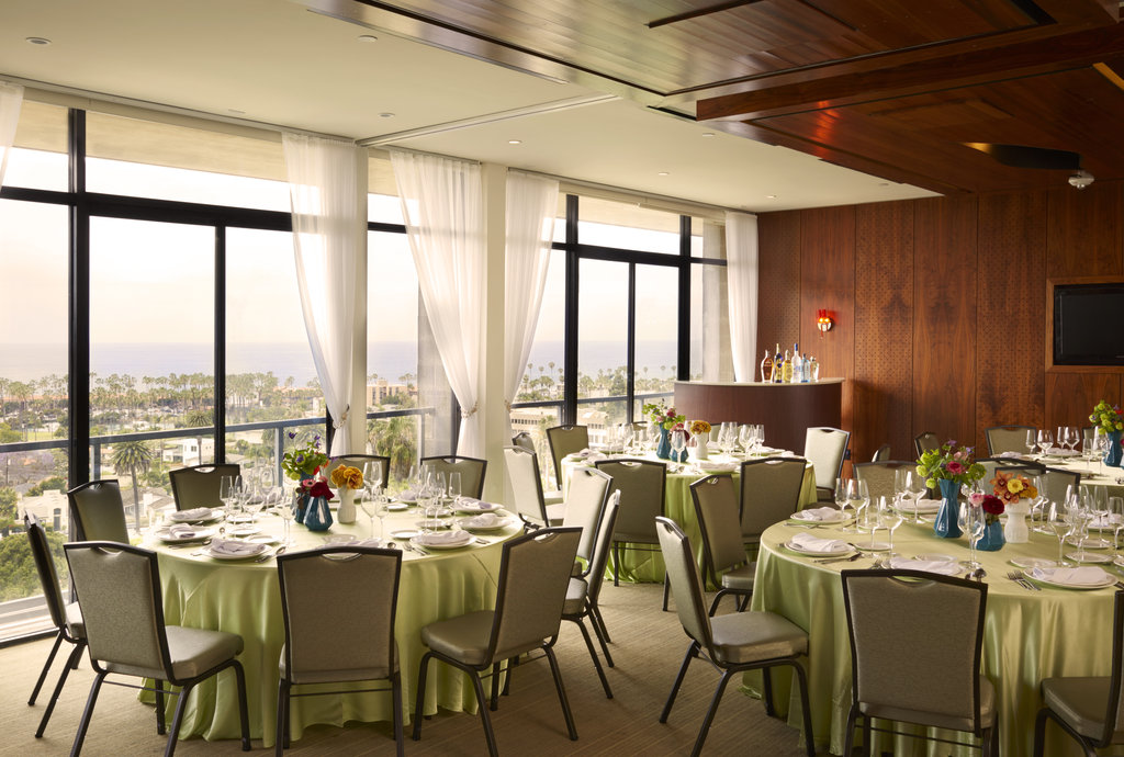 Hotel La Jolla, Curio Collection by Hilton-Corporate Dinner Event<br/>Image from Leonardo