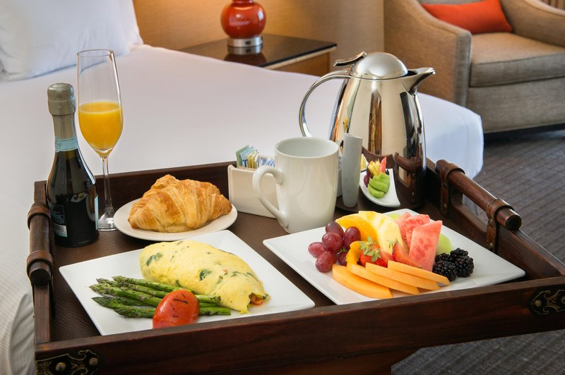 DoubleTree by Hilton Hotel Seattle Airport-In-Room Dining<br/>Image from Leonardo