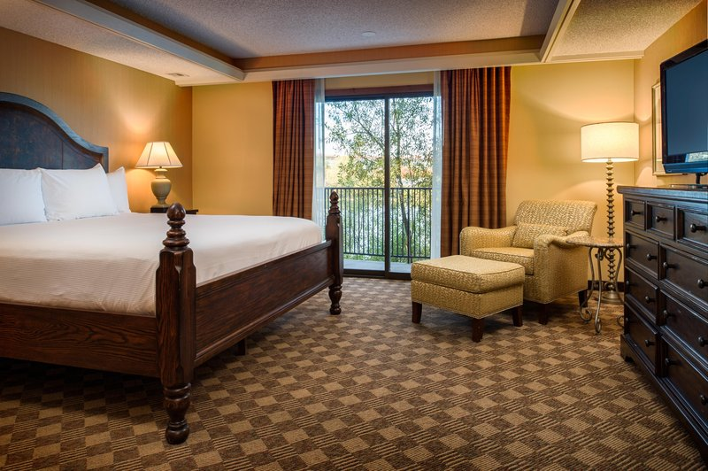 DoubleTree by Hilton Hotel Seattle Airport-One King Suite Room with Water View<br/>Image from Leonardo