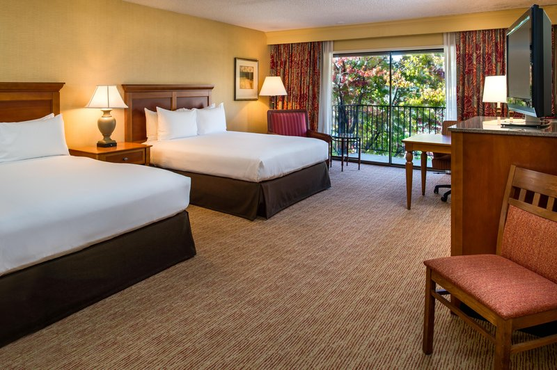 DoubleTree by Hilton Hotel Seattle Airport-Two Queen Beds with Balcony<br/>Image from Leonardo