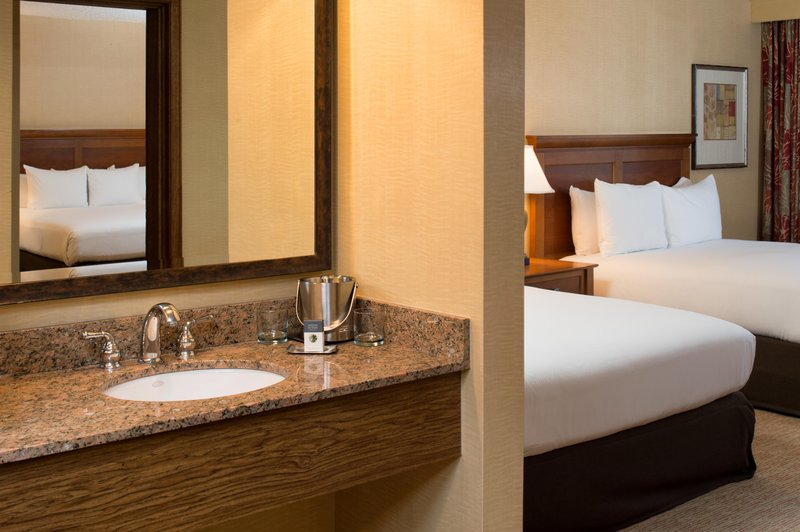 DoubleTree by Hilton Hotel Seattle Airport-Double Queen with Vanity<br/>Image from Leonardo