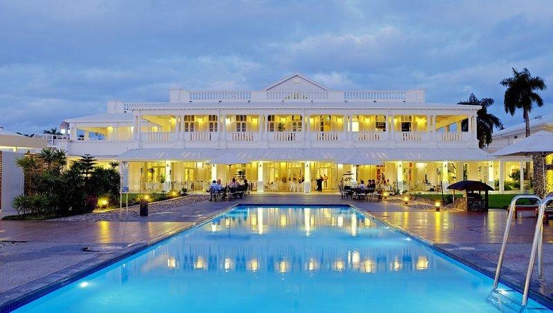 Grand Pacific Hotel- <br/>Image from Leonardo