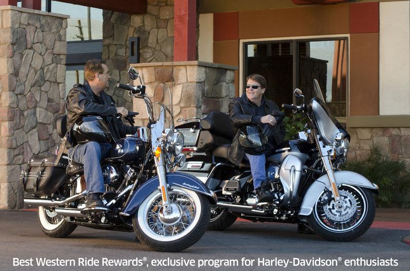 Best Western Desert Inn-Ride Rewards<br/>Image from Leonardo