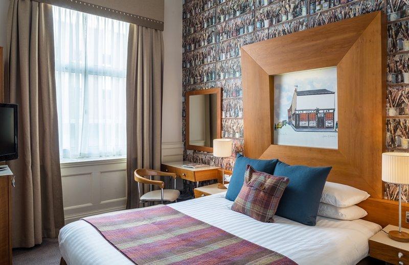 Abode Glasgow-Bedroom Comfortable<br/>Image from Leonardo