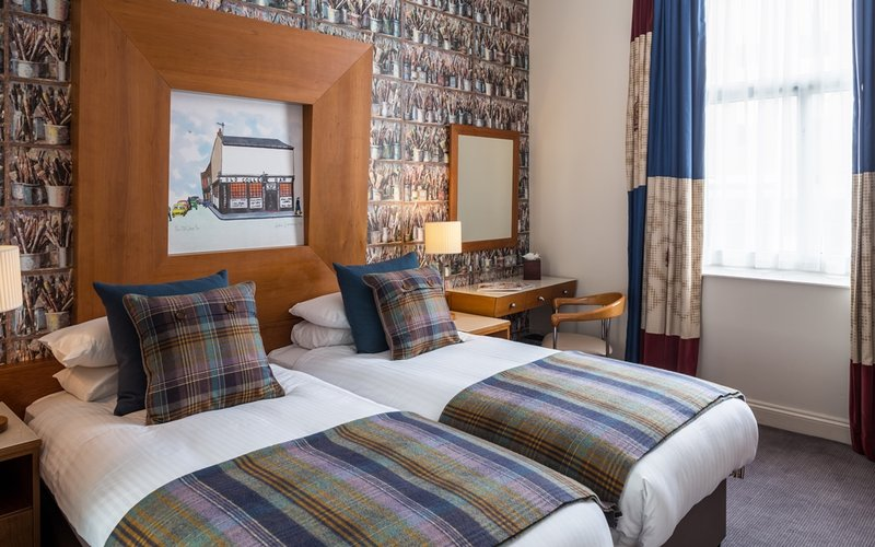 Abode Glasgow-Bedroom Desirable<br/>Image from Leonardo