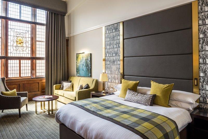 Abode Glasgow-Bedroom Enviable<br/>Image from Leonardo