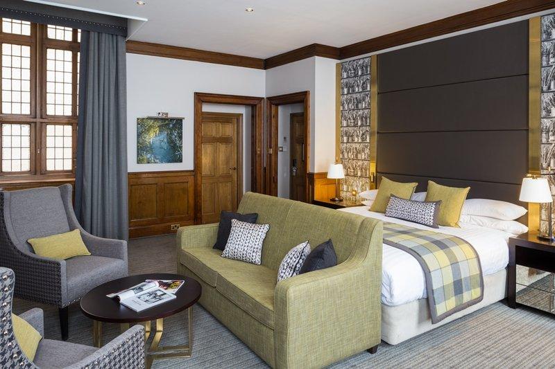 Abode Glasgow-Bedroom Fabulous<br/>Image from Leonardo