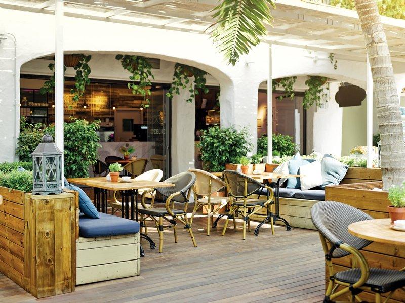 Hotel Puente Romano-Celicioso - Gluten Free Cafe<br/>Image from Leonardo