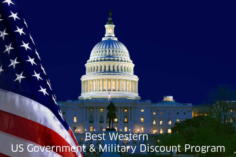 Best Western Plus Fresno Airport Hotel-Government & Military<br/>Image from Leonardo