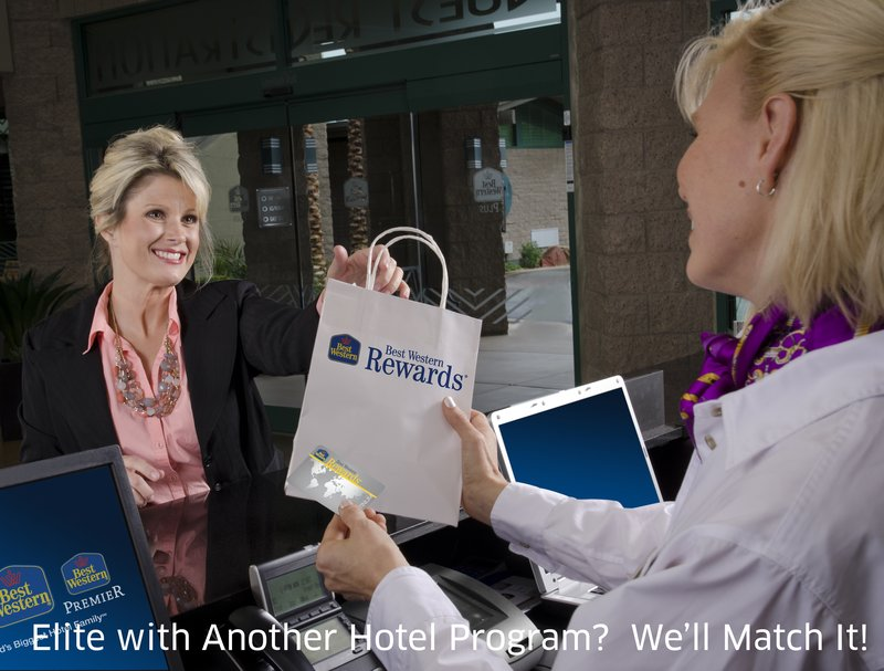 Best Western Plus Fresno Airport Hotel-Status Match….No Catch<br/>Image from Leonardo