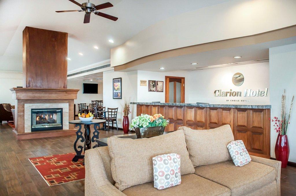 Clarion Hotel Buffalo Airport-Interior<br/>Image from Leonardo