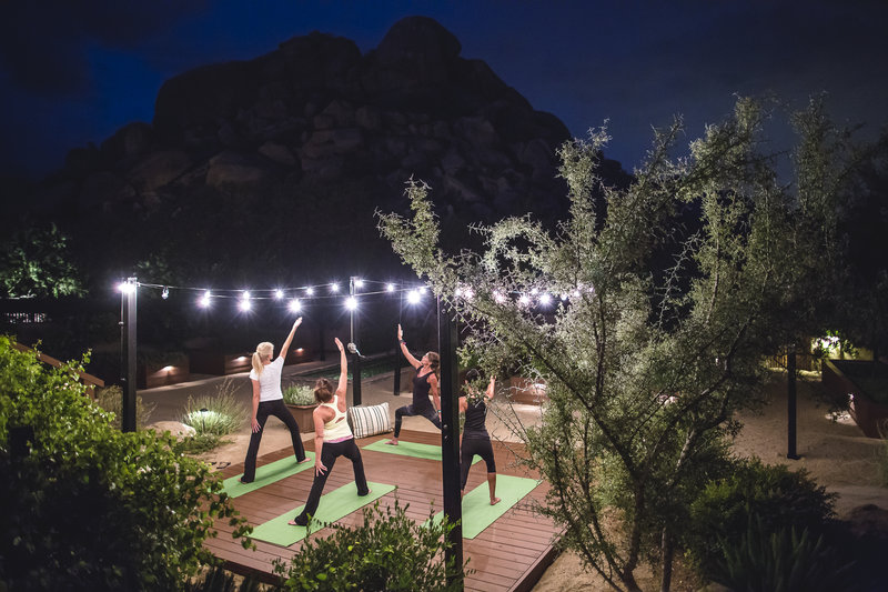 Boulders Resort & Spa, Curio Collection by Hilton-Benandkellyphotography .Bouldersyoga<br/>Image from Leonardo