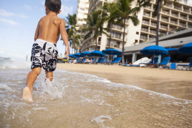Outrigger Reef Waikiki Beach Resort - Outrigger Reef Waikiki Beach Resort Child <br/>Image from Leonardo