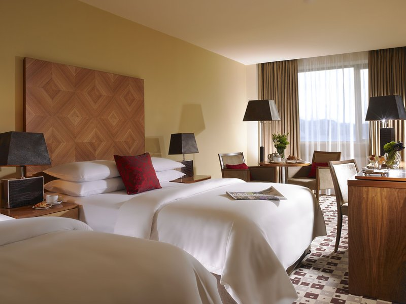 The Connacht Hotel-Twin Room<br/>Image from Leonardo