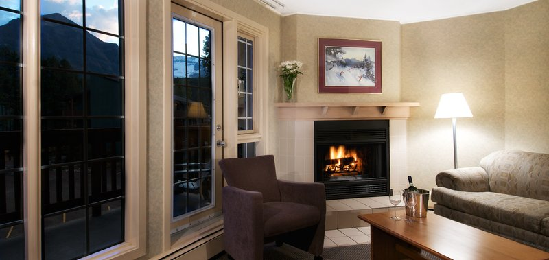 Lake Louise Inn-Deluxe Two Bedroom Suite<br/>Image from Leonardo