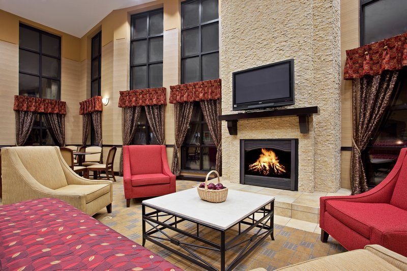 Holiday Inn Express Cincinnati West-Hotel Feature<br/>Image from Leonardo