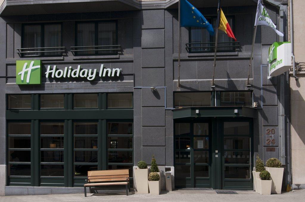 Holiday Inn Brussels - Schuman-Holiday Inn Brussels-Schuman: Hotel Exterior<br/>Image from Leonardo