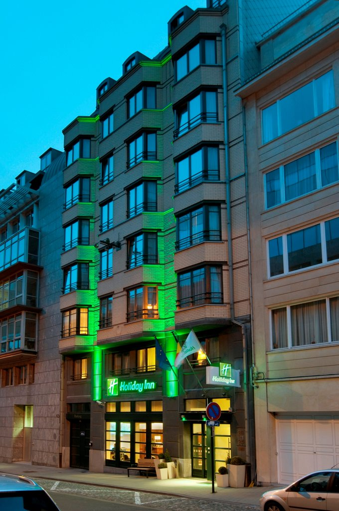 Holiday Inn Brussels - Schuman-Welcome to Holiday Inn Brussels - Schuman<br/>Image from Leonardo