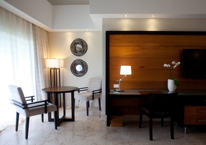 Casa De Campo - Elite Premier desk area <br/>Image from Leonardo