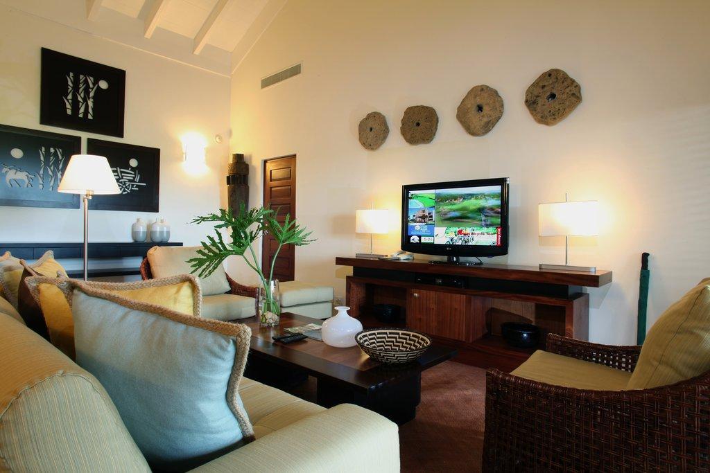 Casa De Campo - Elite suite living room <br/>Image from Leonardo