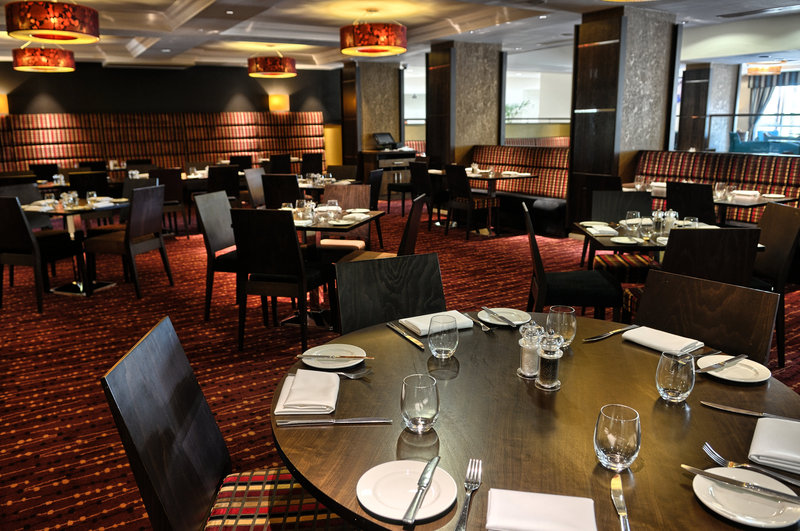 Holiday Inn London Gatwick - Worth-A La Carte menu served in Lytton's Brasserie<br/>Image from Leonardo