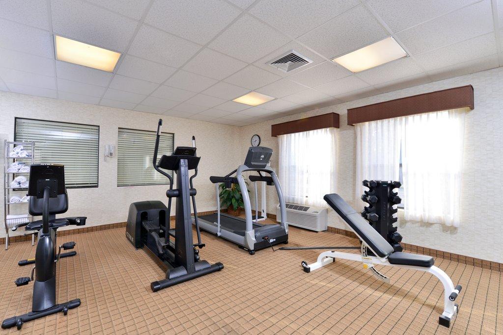 Holiday Inn Express Providence - North Attleboro-Fitness Center<br/>Image from Leonardo