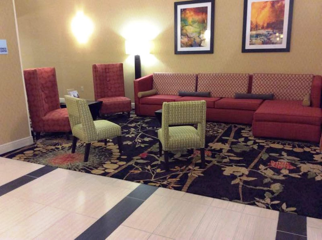 Holiday Inn Express & Suites Fores-Hotel Lobby<br/>Image from Leonardo