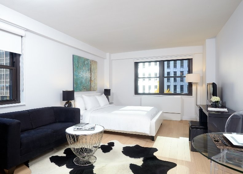 222 The Nash Apartments-Studio No Accent Pillow The Nash<br/>Image from Leonardo