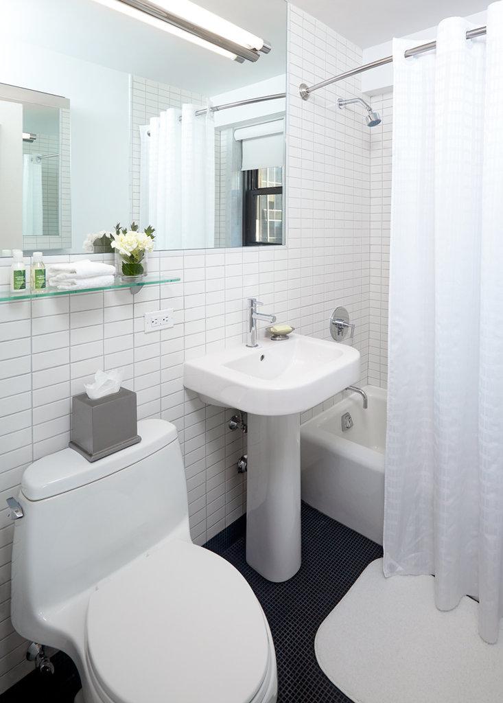 222 The Nash Apartments-Bathroom The Nash<br/>Image from Leonardo