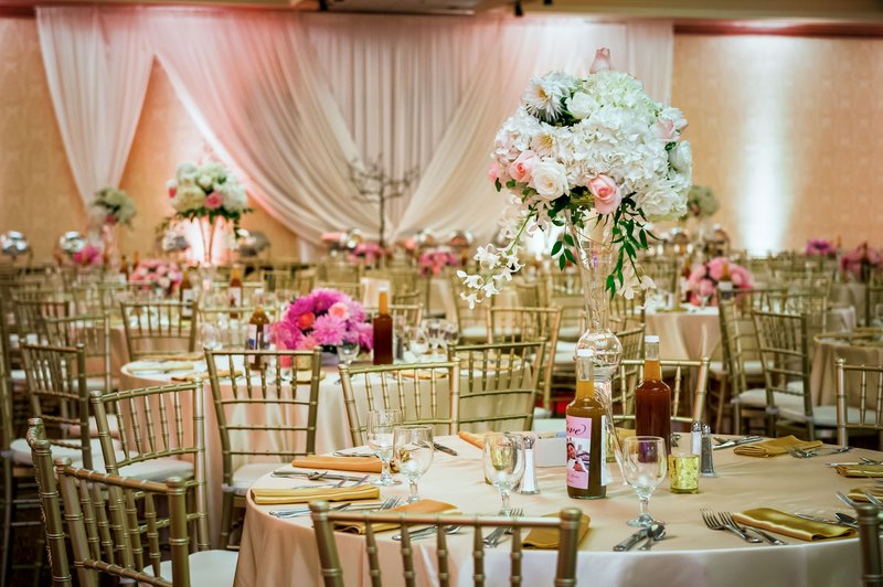 DoubleTree by Hilton Hotel Seattle Airport-Wedding<br/>Image from Leonardo