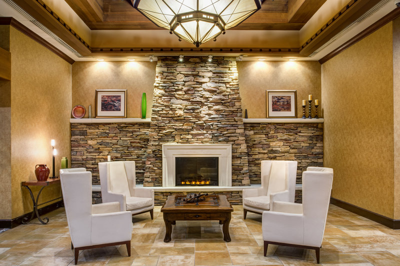 DoubleTree by Hilton Hotel Seattle Airport-Lobby Seating<br/>Image from Leonardo