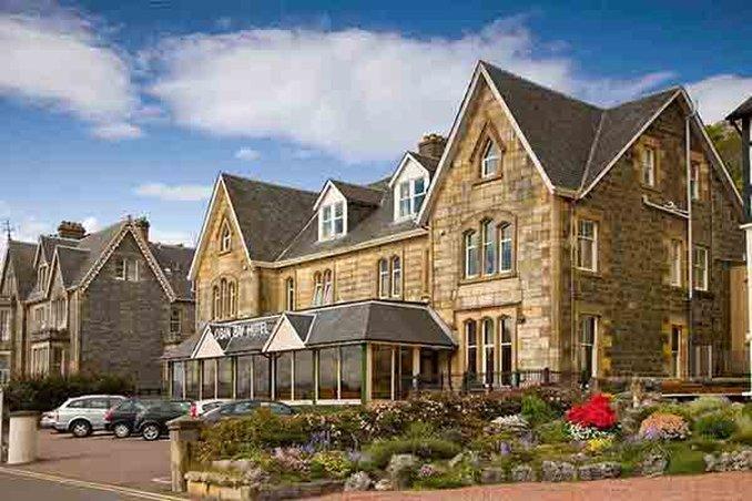 Oban Bay Hotel & Spa-Oban Bay Hotel<br/>Image from Leonardo