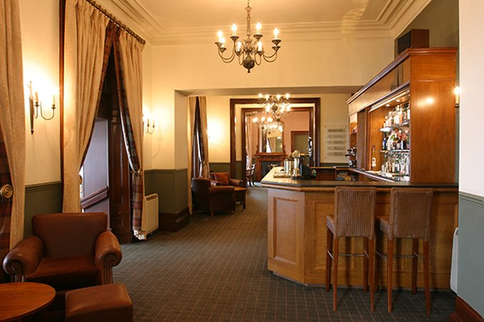 Oban Bay Hotel-Oban Bay Hotel Reception<br/>Image from Leonardo