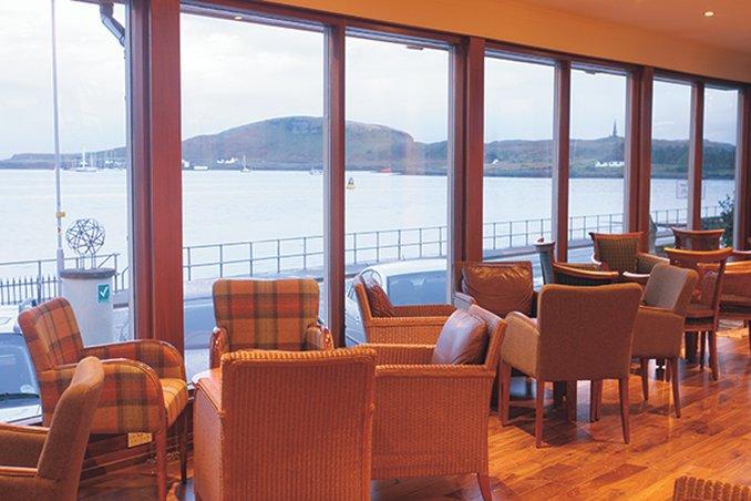 Oban Bay Hotel & Spa-Oban Bay Hotel Lounge<br/>Image from Leonardo