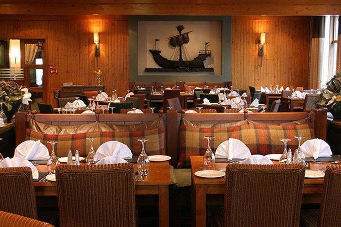Oban Bay Hotel & Spa-Oban Bay Hotel Rannachan Restaurant<br/>Image from Leonardo