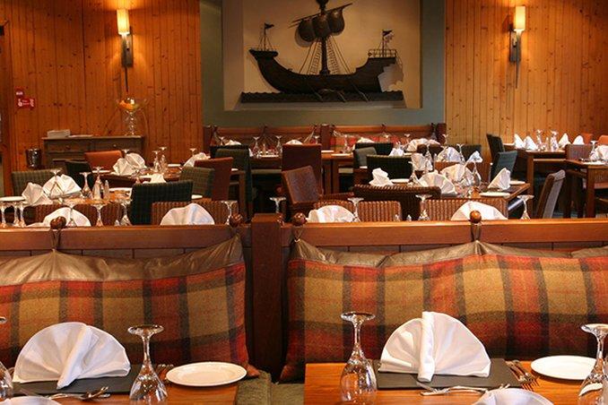 Oban Bay Hotel & Spa-Oban Bay Dining<br/>Image from Leonardo