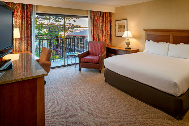 DoubleTree by Hilton Hotel Seattle Airport-1 KING BED WITH BALCONY<br/>Image from Leonardo