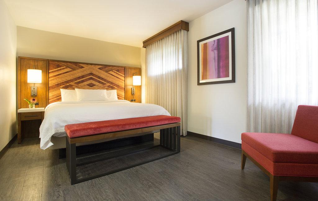 Hilton Garden Inn Kauai Wailua Bay Wailua Bay - Hilton Garden Inn Kauai Wailua Bay Cottage Bedroom <br/>Image from Leonardo
