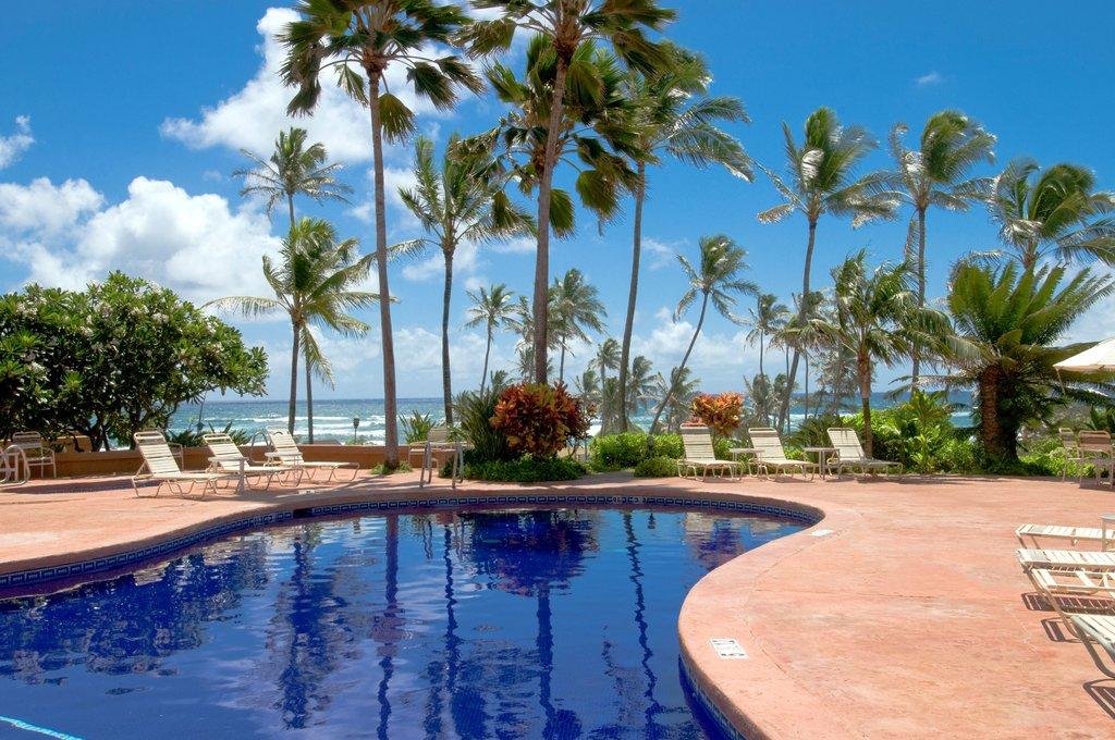 Hilton Garden Inn Kauai Wailua Bay Wailua Bay - Hilton Garden Inn Kauai Wailua Bay Ocean Pool <br/>Image from Leonardo