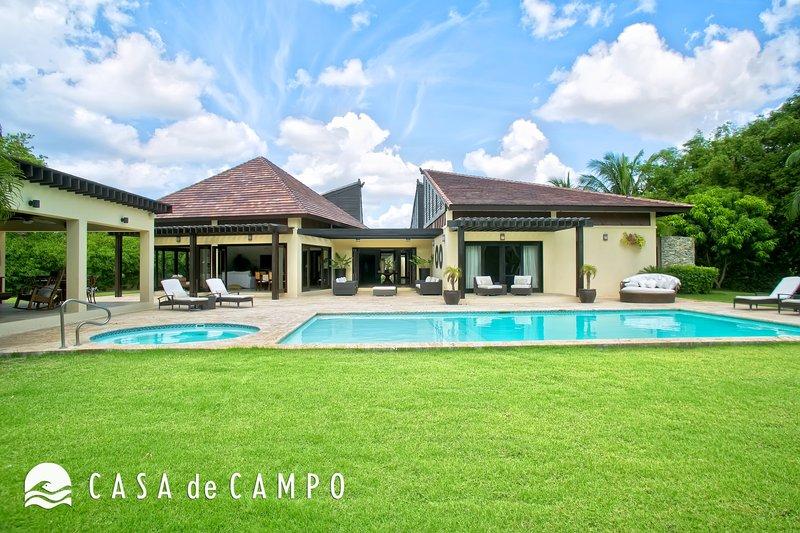 Casa De Campo - 5 Bedroom Classic Villa Lienzo <br/>Image from Leonardo