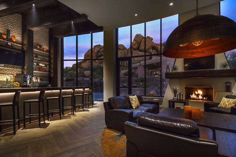 Boulders Resort & Spa, Curio Collection by Hilton-Discovery Lounge<br/>Image from Leonardo