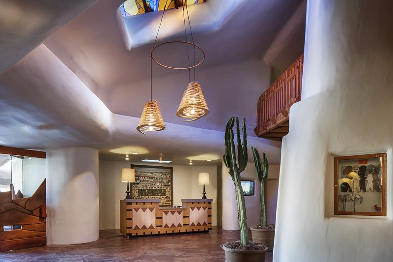 Boulders Resort & Spa, Curio Collection by Hilton-Front Desk<br/>Image from Leonardo
