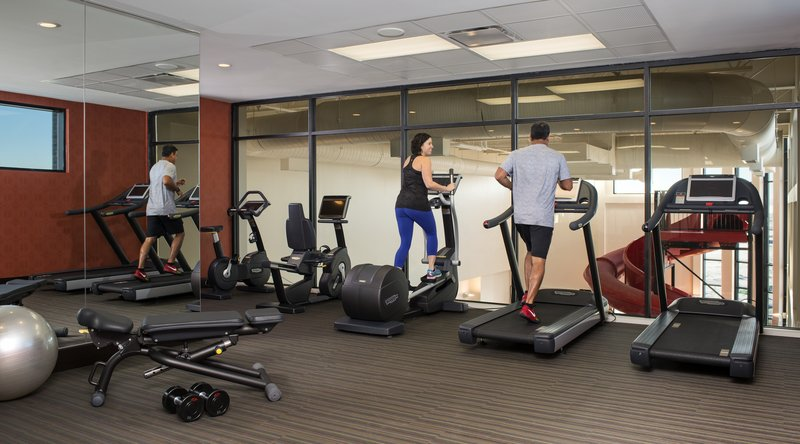 Courtyard Calgary South-Courtyard Calgary South Fitness Centre Guests<br/>Image from Leonardo