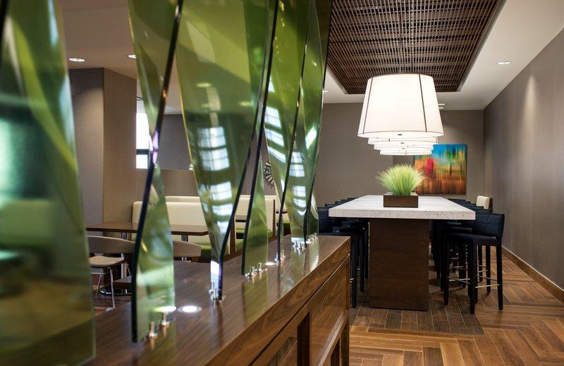 Courtyard Calgary South-Courtyard Calgary South Restaurant Entrance<br/>Image from Leonardo