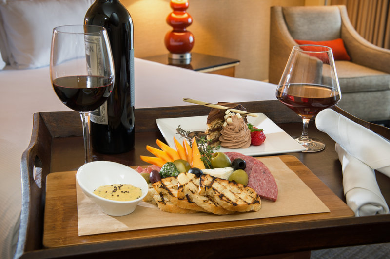DoubleTree by Hilton Hotel Seattle Airport-In Room Dining<br/>Image from Leonardo